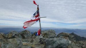 Gipfel Cerro La Campana